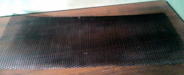 Защитная сетка на радиатор